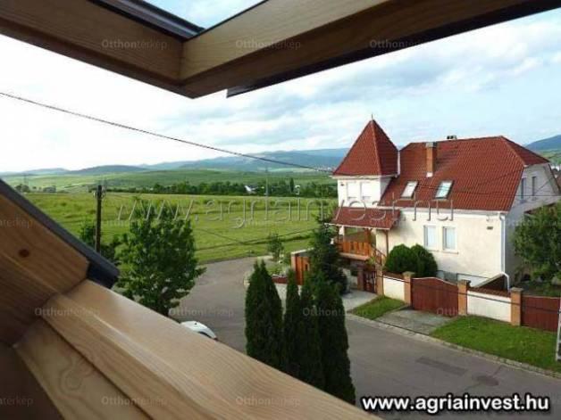 Eger eladó új építésű családi ház