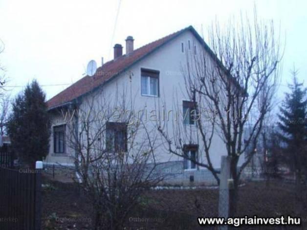 Eladó családi ház Pétervására, 5 szobás