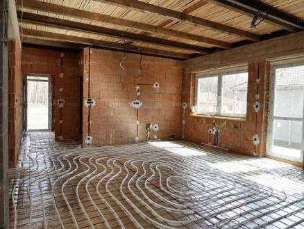 Mikepércs új építésű családi ház eladó, 2+2 szobás