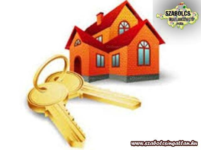 Nyírtelek családi ház eladó, 4 szobás