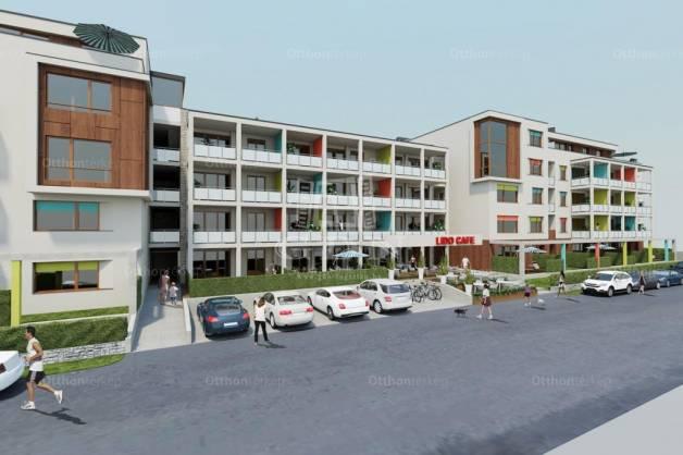 Balatonlelle eladó új építésű lakás