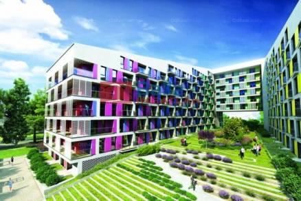 Budapesti új építésű eladó lakás, Kelenföldön, Barázda köz, 2 szobás
