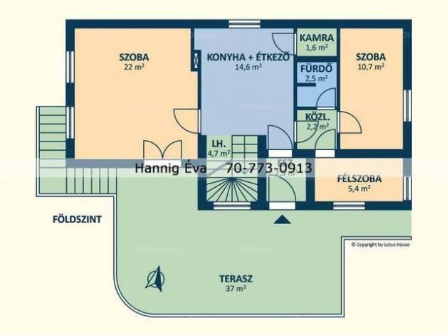 Budapest eladó családi ház, Adyliget, Homokóra utca, 170 négyzetméteres