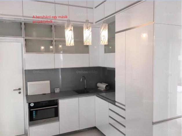 Budapesti új építésű eladó lakás, Belső-Terézvárosban, Hajós utca, 3 szobás