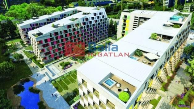 Budapest új építésű lakás eladó, Kelenföld, Barázda köz, 47 négyzetméteres