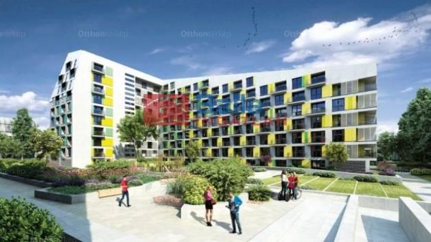 Eladó új építésű lakás, Budapest, Kelenföld, Barázda köz, 3+1 szobás