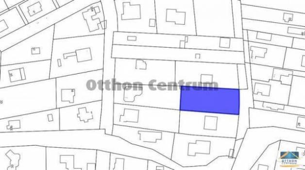 Budapesti telek eladó, 1223 négyzetméteres