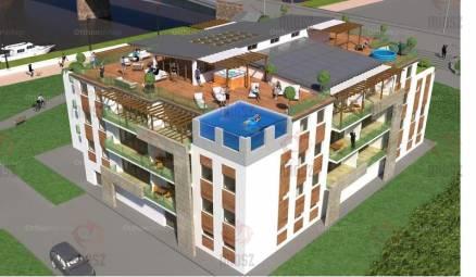 Eladó 1+2 szobás lakás Szolnok Tiszaparti sétány