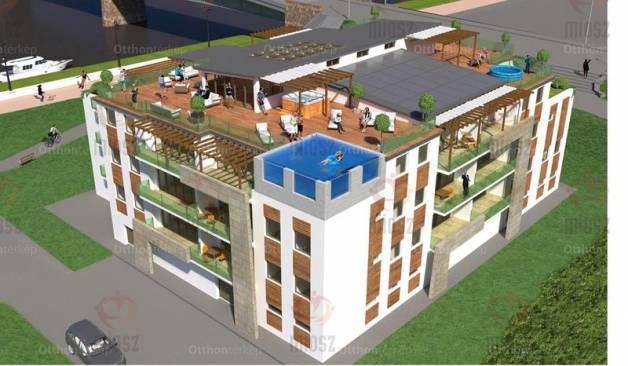 Szolnoki eladó lakás, 1+2 szobás, 89 négyzetméteres