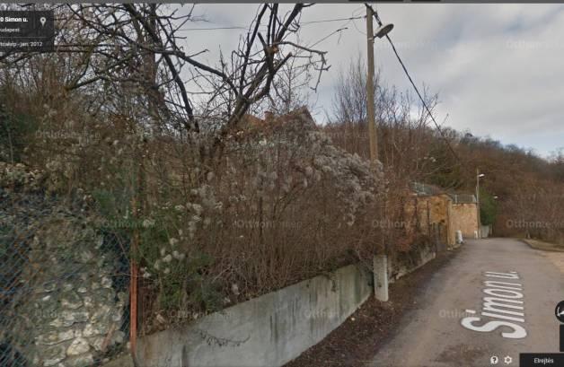 Eladó telek Budapest, Budaliget, Simon utca 13.