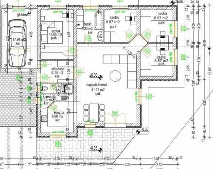 Dunakeszi új építésű ház eladó, 2+3 szobás