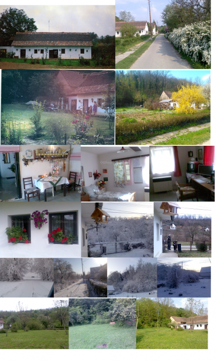 Murga eladó családi ház Petőfi utca