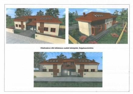 Szigetszentmiklósi új építésű ház eladó, 108 négyzetméteres, 2+2 szobás