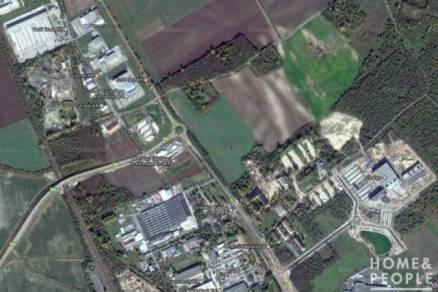 Szegedi eladó telek, 14260 négyzetméteres
