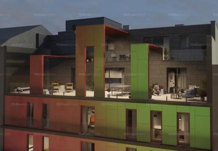 Budapesti lakás eladó, Józsefvárosban, Magdolna utca 35., új építésű
