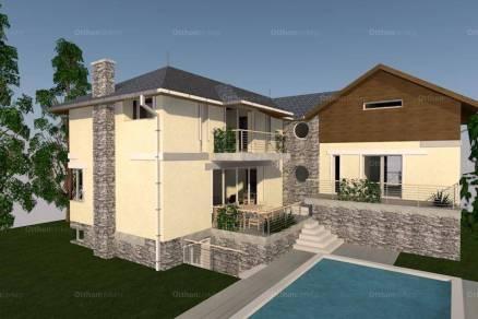 Eladó 5+2 szobás ház Budapest, új építésű