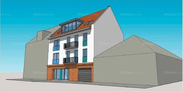 Új Építésű eladó lakás Pécs, 1 szobás