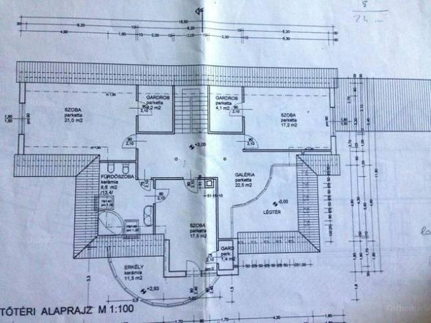 Családi ház eladó Nagykovácsi, 185 négyzetméteres