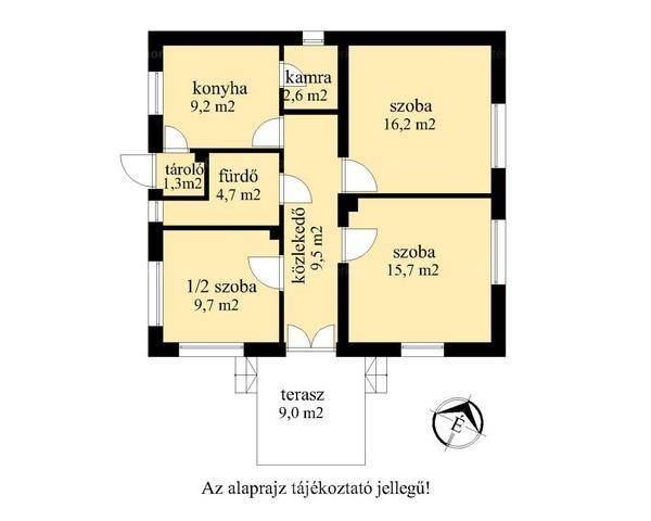 Siófok eladó családi ház
