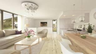 Balatonfüred új építésű, 2 szobás