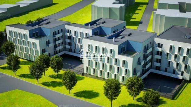 Sopron új építésű, 4 szobás