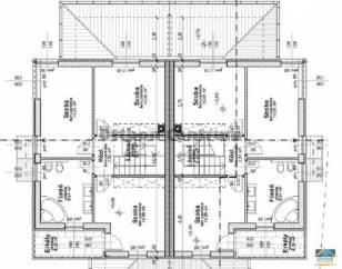 Eladó ikerház Dunakeszi, 4+1 szobás