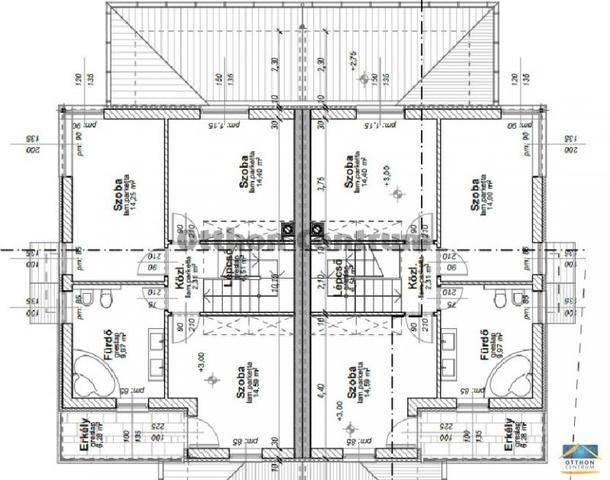 Eladó 4+1 szobás ikerház Dunakeszi