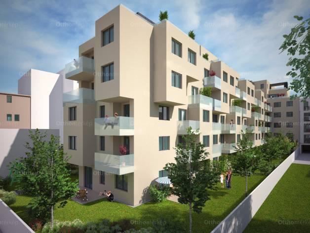 Új Építésű lakás eladó Budapest, Angyalföld Béke utca 29/c., 90 négyzetméteres