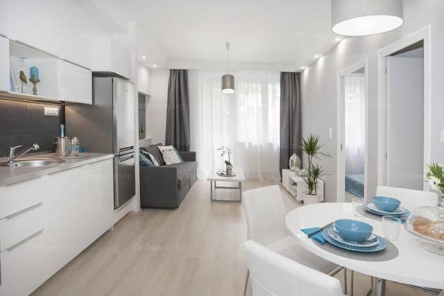 Eladó lakás Vízivárosban, Kacsa utca, 1+2 szobás