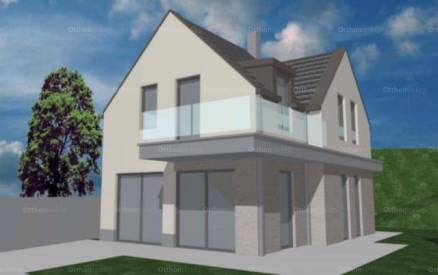 Eladó családi ház Budapest, Békásmegyer, új építésű