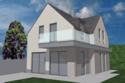 Új Építésű eladó családi ház Budapest, 4 szobás
