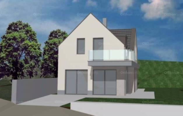 Eladó új építésű családi ház Óbudán, 4 szobás