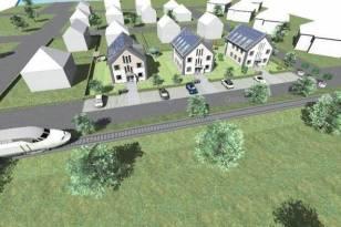 Balatonőszödi új építésű lakás eladó a Hullám utcában, 79 négyzetméteres