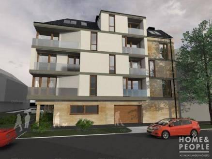 Szeged új építésű lakás eladó, 1+1 szobás