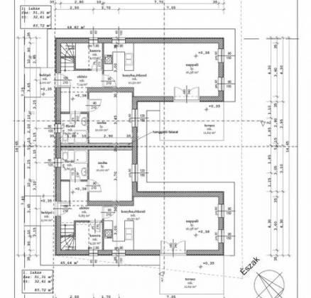 Eladó 1+4 szobás ikerház Fót, új építésű