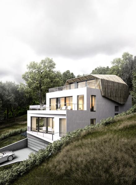 Budapesti lakás eladó, Remetehegyen, Haránt köz, új építésű