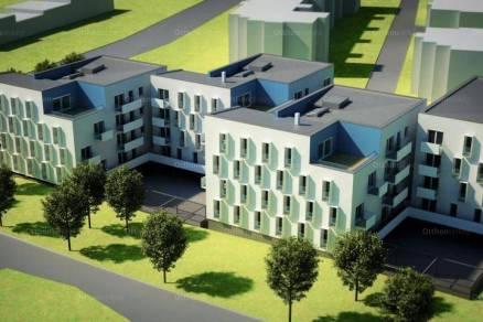 Soproni új építésű lakás eladó, 84 négyzetméteres, 3 szobás