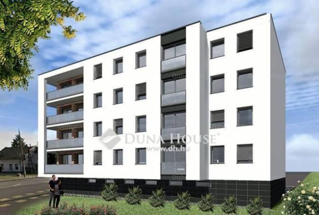 Győr új építésű, 2+2 szobás