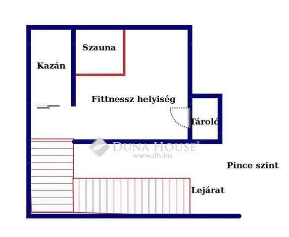 Budapesti eladó ikerház, 4 szobás, 286 négyzetméteres