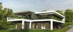 Budapest 7 szobás új építésű családi ház eladó, Budaligeten