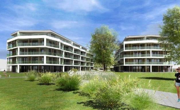 Siófok új építésű lakás eladó, 2+1 szobás