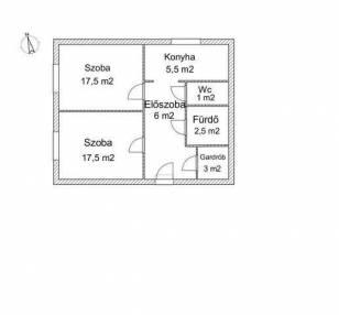 Eladó lakás, Budapest, Újpalota, Nyírpalota út, 2 szobás