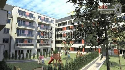 Budapest 2+1 szobás új építésű lakás eladó