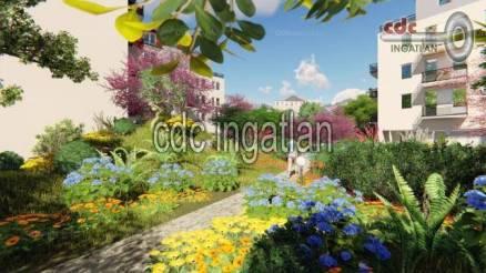Eladó új építésű lakás Angyalföldön, XIII. kerület Tahi utca, 3 szobás