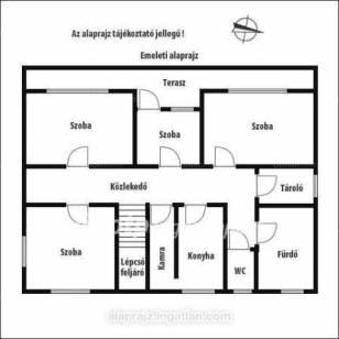 Eladó, Tura, 6+1 szobás