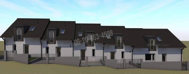 Fót 1+3 szobás új építésű ház eladó