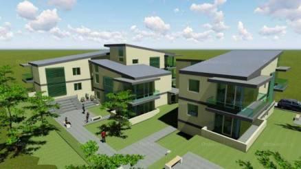 Eladó lakás Kaposvár az Egyenesi úton, 2+3 szobás