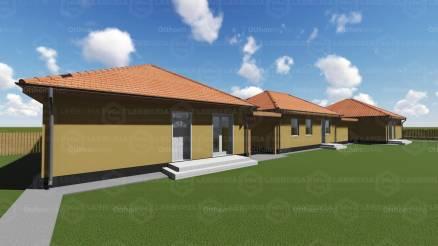 Délegyháza új építésű ház eladó, 2+2 szobás