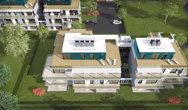 Eladó lakás Siófok, 3 szobás, új építésű