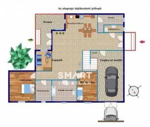 Eladó családi ház Üllő, Kocsis Sándor utca, 3 szobás
